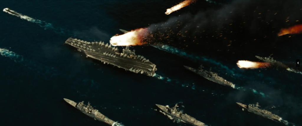 fotogramma Transformers 2