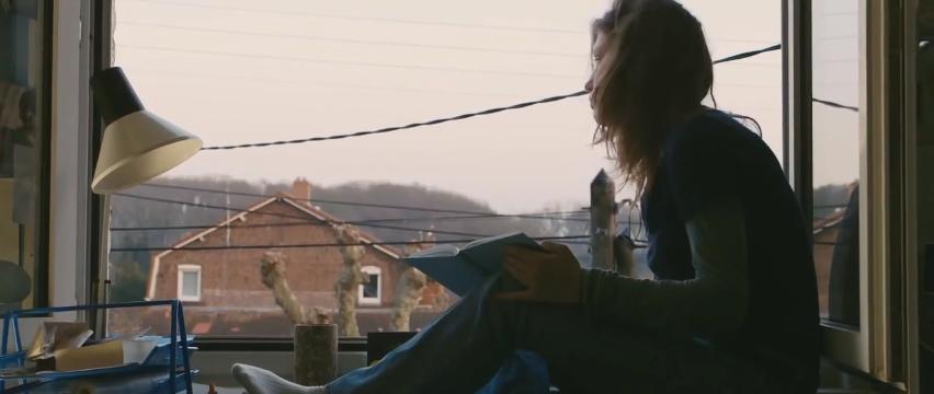 La Vita di Adele finestra