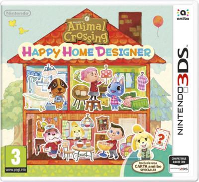 AC Happy Home Designer 3DS