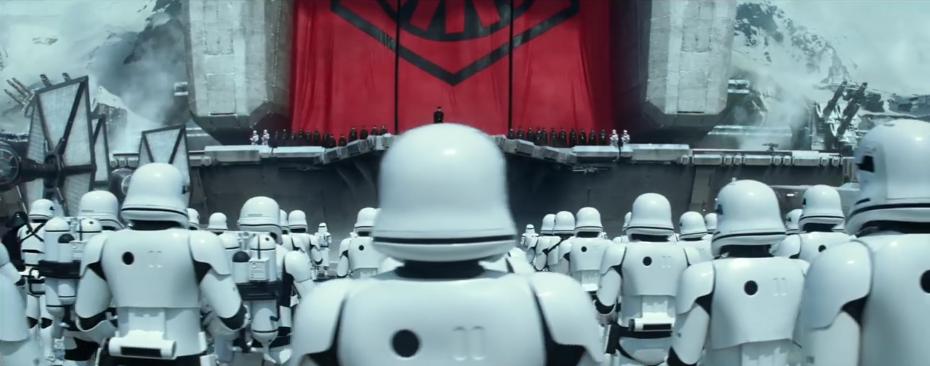 foto Star Wars Il Risveglio della Forza