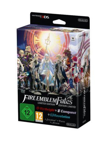 Fire Emblem Fates edizione speciale