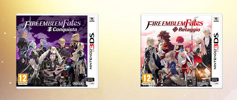versioni di Fire Emblem Fates