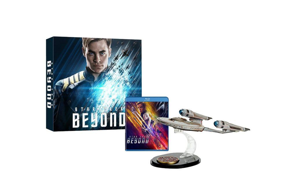 Edizione speciale blu ray Star Trek Beyond