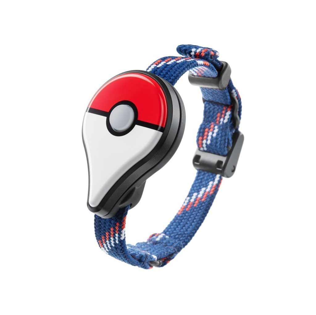 foto bracciale Pokemon Go Plus
