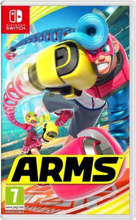 foto confezione ARMS