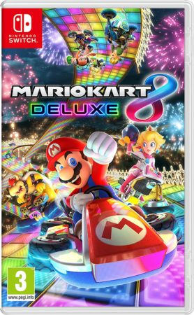 foto confezione Mario Kart 8 Deluxe