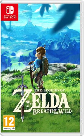 foto confezione Zelda Switch