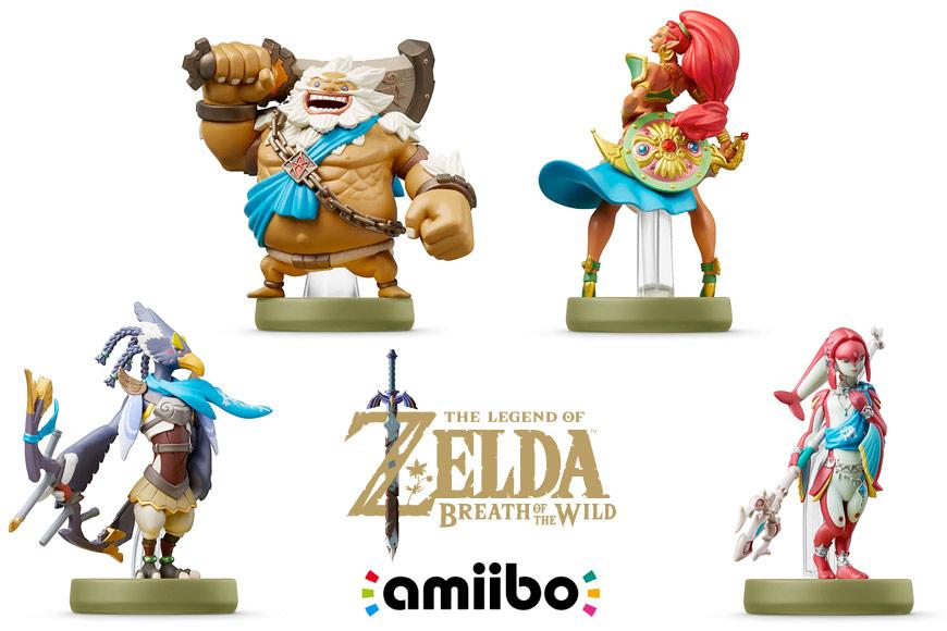 foto amiibo Zelda