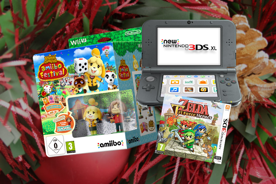regali di Natale 2015 Nintendo