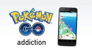 Pokemon Go addiction