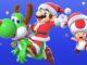 Super Mario Yoshi Toad Natale